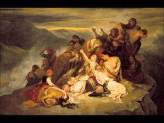 'Escape' from Ottoman enslavement. Greek History, Greece, Painting, Art, Ottoman, Dance, School, Youtube, Kunst