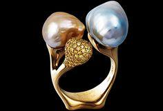Jewellery Theatre ~ Bionics High Jewellery Ring
