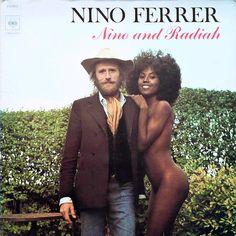 Nino Ferrer - Nino And Radiah (Vinyl, LP, Album) at Discogs Cover Art, Lp Cover, Vinyl Cover, Bad Album, Vinyl Cd, Vinyl Records, Lps, French Pop, Worst Album Covers