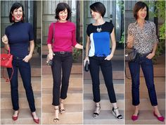 If you want to know how to find your style, you can start with one simple trick that will help you know your favorite color palette, figure out your favorite style details, and balance your outfits. 60 Fashion, Over 50 Womens Fashion, Fashion Outfits, Fashion Ideas, Fashion Inspiration, Casual Winter Outfits, Classy Outfits, Autumn Outfits, Petite Outfits