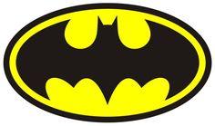 Batman Printable Logo - ClipArt