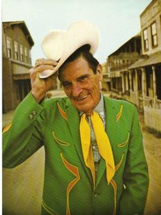 "Ernest Tubb. Loved ""Yellow Rose of Texas"""