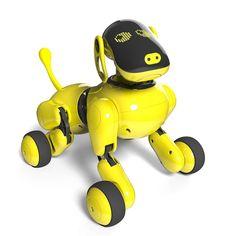 Shopping cheap PuppyGo AI Smart Puppy Robot Dog APP Control Voice Interation Toys on RCbuying.com at discount. Sierra Leone, Belize, Ghana, Sri Lanka, Rc Robot, Smart Robot, Mongolia, Seychelles, Mauritius