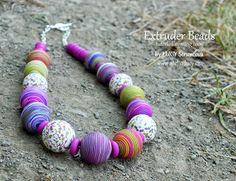 Extruder beads   LUCY Štruncová