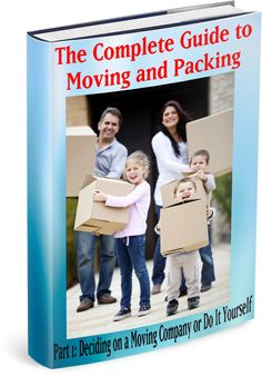 Check out this Complete Guide to Moving and Packing, a free eBook for anyone planning to move or relocate. #eBook #moving #mover #AceRelocationSystems #AtlasVanLines