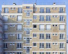 27 logements ernestine H2O arquitectes