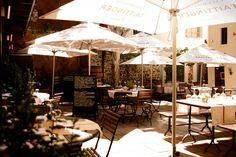 Seriously sublime & stylish eatery !  Bistrot Bizerca restaurant in Cape Town, South Africa
