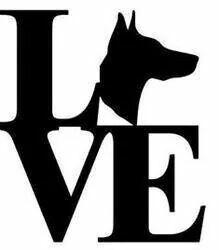 Doberman love
