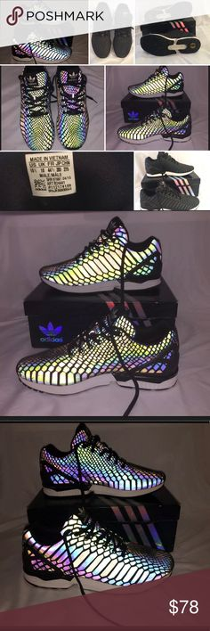 quality design a69f1 79f10 Adidas ZX Xeno Flux All Star Black Men s size Adidas ZX Xeno Flux All Star  Black Men s size With original box and wrapping and are in great condition!