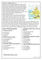 A wordsearch for practicing and learning the Seasons, Months and Days. Solution for the wordsearch is given. - ESL worksheets