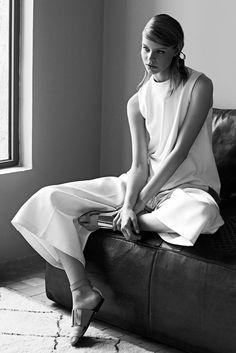 Carolin Loosen By Tobias Lundkvist For Plaza Magazine!