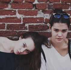 Alycia Debnam-Carey & Maia Mitchell