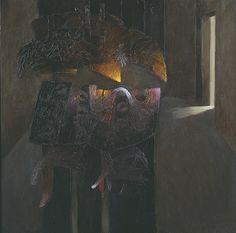 Fernando de Szyszlo, Ceremonia Abstract Sculpture, Abstract Art, Latin Artists, American Artists, Original Artwork, Painters, Composition, Textiles, Colour