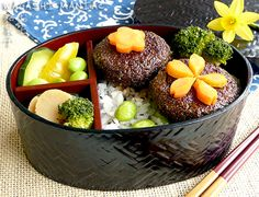 vegan japanese bento
