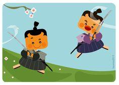 Samurai Spring cubisan
