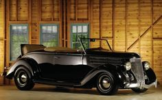 Ford Roadster Custom Hot Rod  - 1936