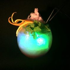 mysterious heaven cocktail
