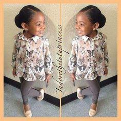 How cute is she! !!