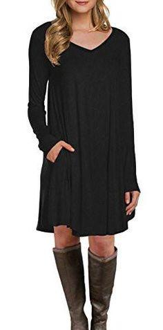 46d840e9b9c Dress. Measurement ChartDress BlackPurple DressFashion BrandsFashion DealsWomens  T Shirt DressParty PackageCasual Dresses ...