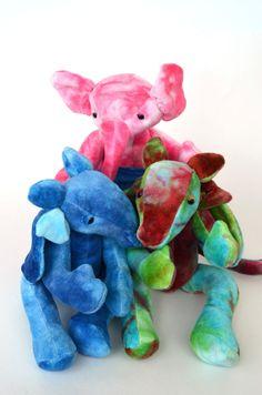 Stuffed Dragon Plush Doll by BrightLifeToys on Etsy