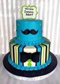 61 Trendy Baby Shower Food For Boy Cake Bow Ties 2019 61 Trendy Baby Shower Food For Boy Cake Bow Ties The post 61 Trendy Baby Shower Food For Boy Cake Bow Ties 2019 appeared first on Baby Shower Diy. Baby Shower Pin, Baby Shower Cakes For Boys, Baby Boy Cakes, Boy Baby Shower Themes, Shower Party, Little Man Shower, Man Birthday, 16th Birthday, Birthday Parties