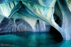 While getting into the Marble Cathedral may not be easy, the stunning beauty makes up for the difficult journey. barretttravel.globaltravel.com pamelabarrett22@gmail.com