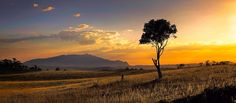 Mt Bartle Frere Sunrise by Shirley Casper on 500px