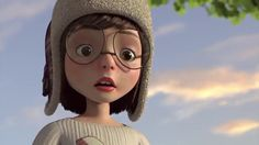 Soar 3D Animated Short Film by Alyce Tzue