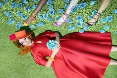 ケイティ・ペリー(Katy Perry)が手掛けるシューズ・ブランド「ケイティ・ペリー・コレクションズ(KATY PERRY COLLECTIONS)」が日本初上陸。2017年6月12日(月)から6月...