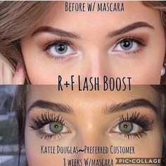 Get longer-looking, fuller-looking, and thicker-looking lashes WITHOUT wearing eyelash extensions or falsies. Lash Boost is a conditioning serum that moisturize, nourish, and protect your natural lashes. Lemon Face Mask, Lemon On Face, Mascara Tips, How To Apply Mascara, Applying Mascara, Long Lashes, False Eyelashes, Longer Eyelashes, Lash Boost Results