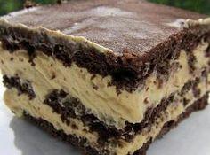 Peanut Butter Chocolate Éclair Cake Recipe
