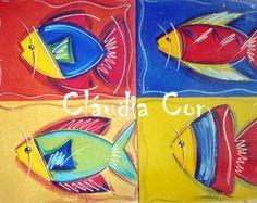 Coleção Peixes