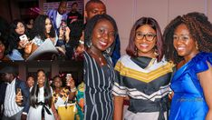 Mary Njoku & Nollywood Royalties Hang Out With Super Fans at London The Rok, Several Movies, Tour Around The World, Film Studio, Hanging Out, Movie Stars, Kicks, Royalty, Fans