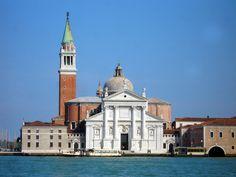 Buildings by Palladio: San Giorgio Maggiore
