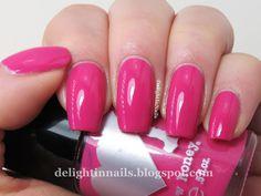Delight In Nails: Rainbow Honey April 2016 Mystery Bag - La Marguerite Rose