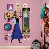 Found it at Wayfair - RealBig Disney Frozen Anna Wall Decal