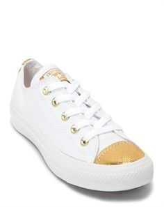 #Converse - Converse Beyaz Bayan Spor Ayakkabı