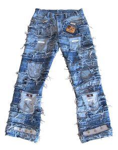 ticila_seven_star_hardcore_unique_handmade_rocker_jeans_pant_30_32_34_36_38_40_42_pants_and_jeans_3.jpg (750×953)