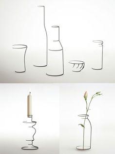 Decoración minimalista/ Minimalist decor by Maya Selway #design
