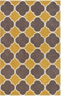 "Dalyn Closeout! Area Rug, Jive IF2 Tile Dandelion 3'6"" x 5'6"