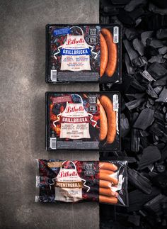 Lithells - The Dieline - in addition to the package, am liking the styling of this photo