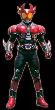 Kamen Rider Agito - Burning Form