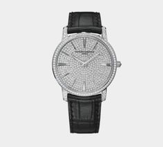 The best diamond watches for men. Gents Watches, Fine Watches, Cool Watches, Vacheron Constantin, Swiss Luxury Watches, Best Watches For Men, Best Diamond, Beautiful Watches, Automatic Watch
