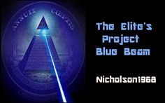 """Update:NWO's Project Blue Beam and the real reasons for Chemtrails! (I say this is just one of the """"Agenda's for Chemtrails!) Another, in my opinion,, is poisoning for depopulation! Project Blue Beam, World Government, World Religions, New World Order, Conspiracy Theories, Great Videos, Holographic, Hologram, Haute Couture"""