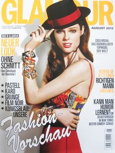 coodo makes the GLAMOUR Germany's Hotlist. We're on page 128 of the August issue.
