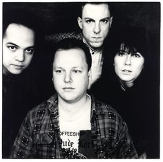 The Pixies. Saw Kim in concert with the Breeders in the early 90's in Montreal.