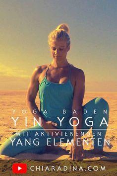 Innerlich neuorientieren, um im Aussen neue Schritte zu setzen: Diese Yogaklasse lässt Dich im ganzheitlichen Sinn Himmel & Erde, Denken & Fühlen, Bewegung & Ruhe, Stabilität & Spontanität, Yin & Yang balancieren! #yinyoga #chiaradina #yogabadenbeiwien #onlineyoga
