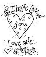 As I have loved you, Love one another