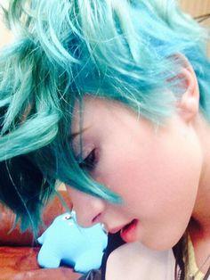 Hayley Williams hair ❤️