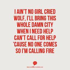 Fire- Delta Rae